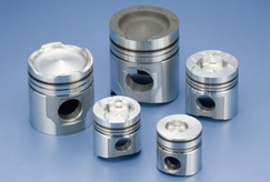 Piston for Japanese Industrial Engines