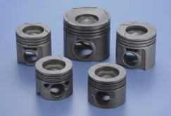 Cast Iron Pistons