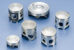 Forged Piston Manufacturer, Automotive Forged Pistons